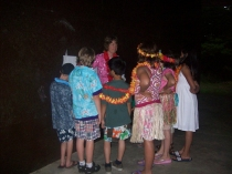 Hawiian Night Luau
